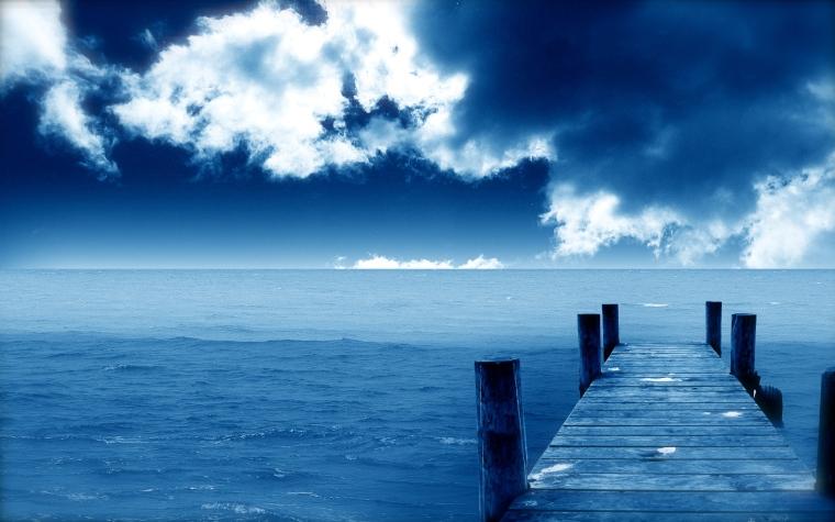 blue-dock